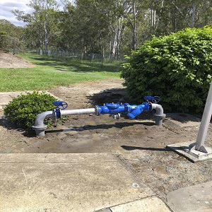 Backflow Testing – Unity Water