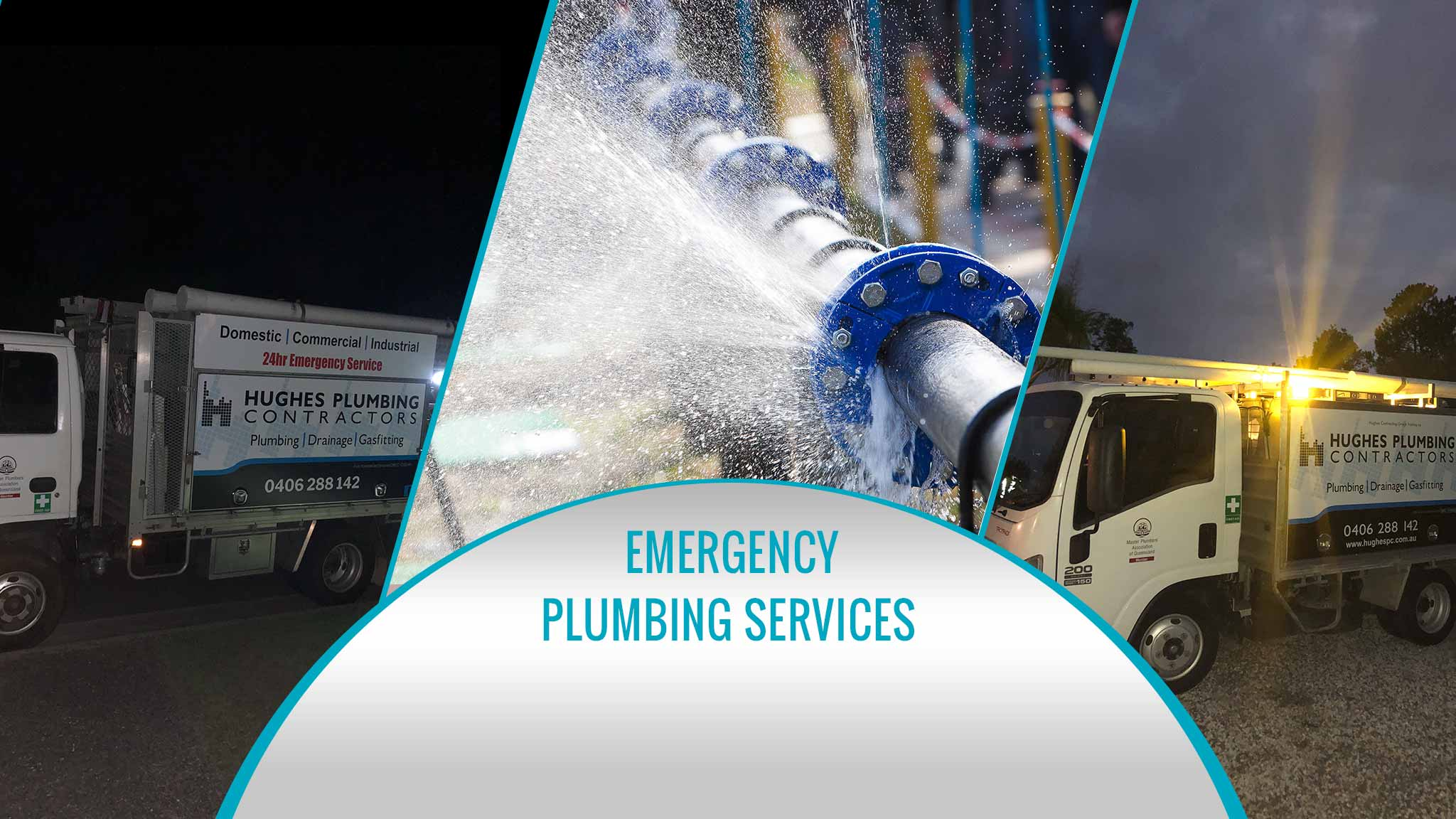 Real estate plumber morayfield